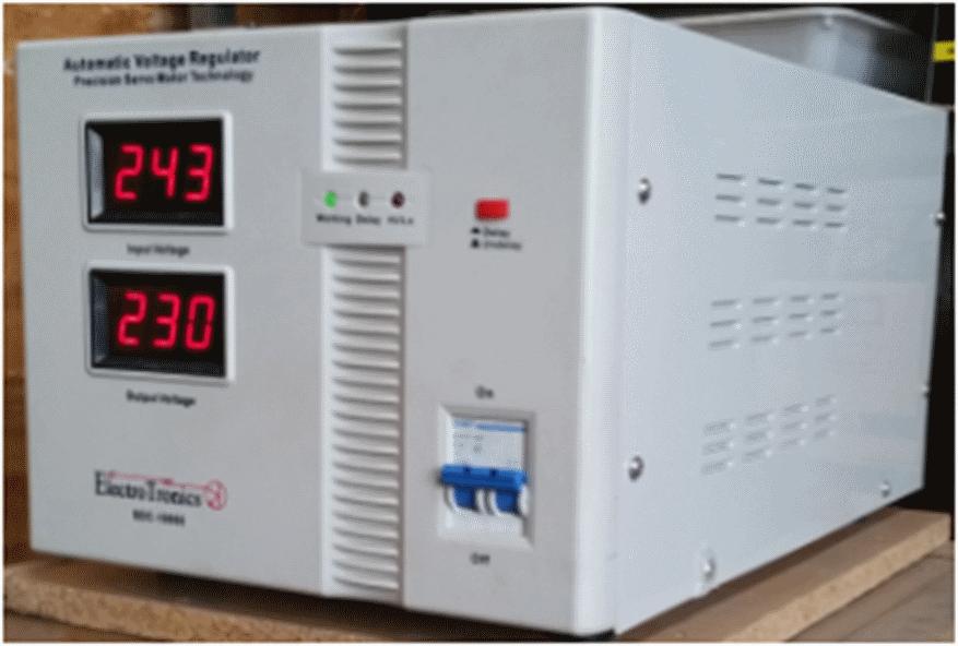 Automatic Voltage Regulator AVR Single Phase Voltage