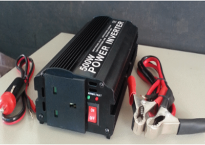 Inverter for Camping Hunting Fishing no charger